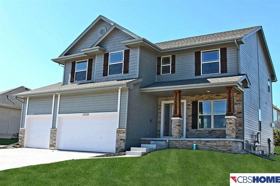 12008 Longshore Avenue, Papillion in Sarpy County County, NE 68046 Home for Sale